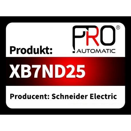 XB7ND25