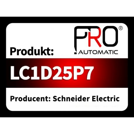 LC1D25P7