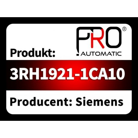 3RH1921-1CA10