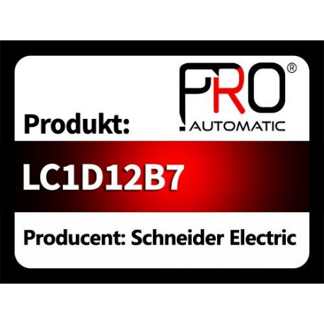 LC1D12B7