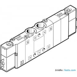 CPE14-M1BH-5/3G-1/8  Elektrozawór CPE14-M1BH-5/3G-1/8