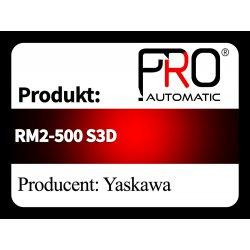 RM2-500 S3D