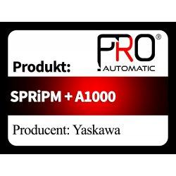 SPRiPM + A1000