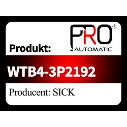WTB4-3P2192