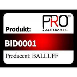 BID0001
