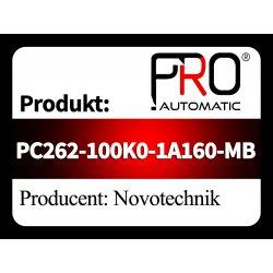 PC262-100K0-1A160-MB