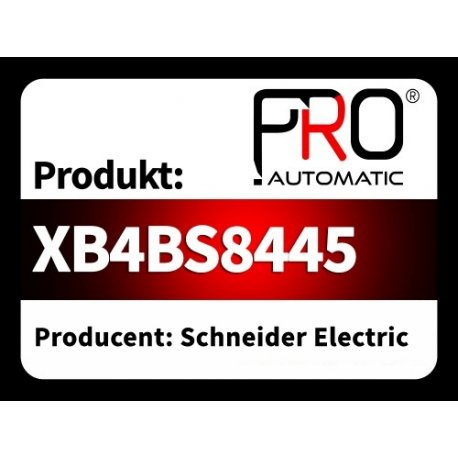 XB4BS8445