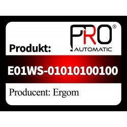 E01WS-01010100100