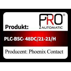 PLC-BSC- 48DC/21-21/H