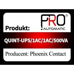 QUINT-UPS/1AC/1AC/500VA
