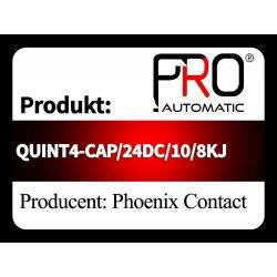 QUINT4-CAP/24DC/10/8KJ
