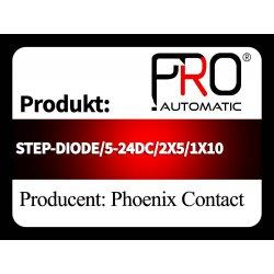 STEP-DIODE/5-24DC/2X5/1X10