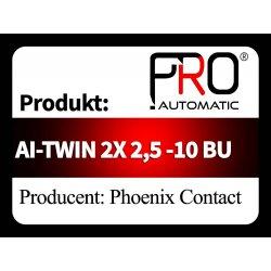 AI-TWIN 2X 2,5 -10 BU