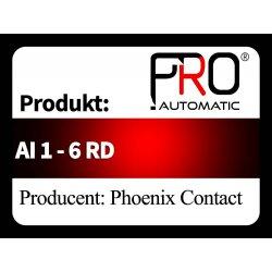 AI 1 - 6 RD