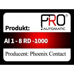 AI 1 - 8 RD -1000
