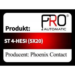 ST 4-HESI (5X20)