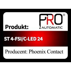 ST 4-FSI/C-LED 24
