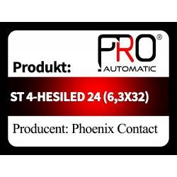 ST 4-HESILED 24 (6,3X32)