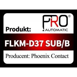 FLKM-D37 SUB/B