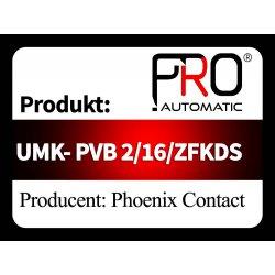 UMK- PVB 2/16/ZFKDS