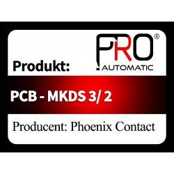 PCB - MKDS 3/ 2