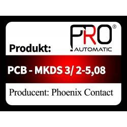 PCB - MKDS 3/ 2-5,08