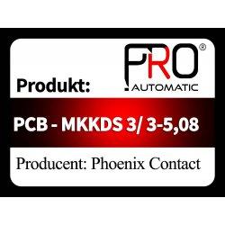 PCB - MKKDS 3/ 3-5,08