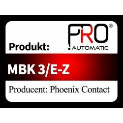 MBK 3/E-Z