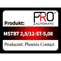 MSTBT 2,5/12-ST-5,08