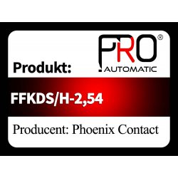 FFKDS/H-2,54