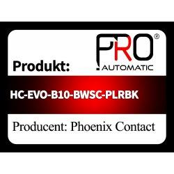 HC-EVO-B10-BWSC-PLRBK