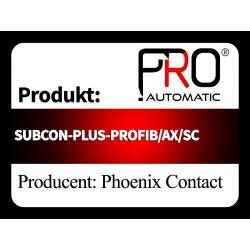 SUBCON-PLUS-PROFIB/AX/SC
