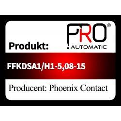FFKDSA1/H1-5,08-15