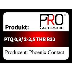 PTQ 0,3/ 2-2,5 THR R32