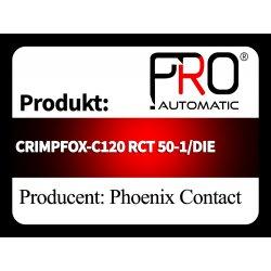 CRIMPFOX-C120 RCT 50-1/DIE