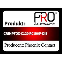 CRIMPFOX-C120 RC 50/F-DIE