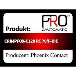 CRIMPFOX-C120 RC 70/F-DIE