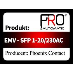 EMV - SFP 1-20/230AC