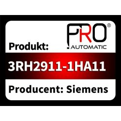 3RH2911-1HA11