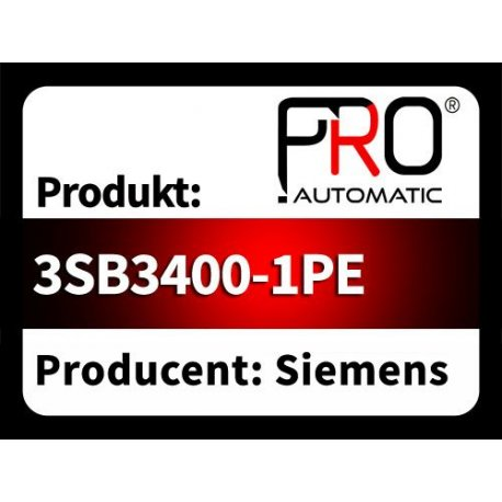 3SB3400-1PE
