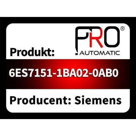 6ES7151-1BA02-0AB0