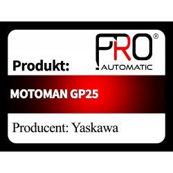 MOTOMAN GP25