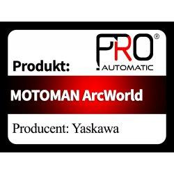 MOTOMAN ArcWorld