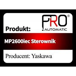 MP2600iec Sterownik