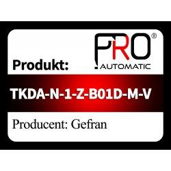 TKDA-N-1-Z-B01D-M-V