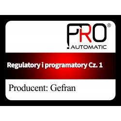 Regulatory i programatory Cz. 1