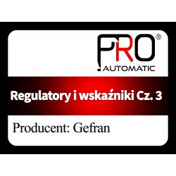 Regulatory i wskaźniki Cz. 3