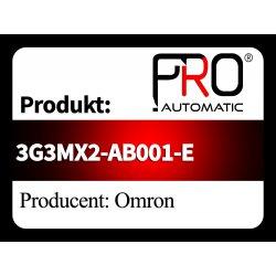 3G3MX2-AB001-E