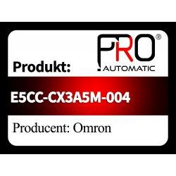 E5CC-CX3A5M-004