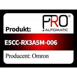 E5CC-RX3A5M-006